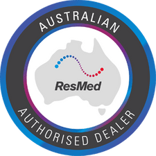 Resmed Dealer Badge